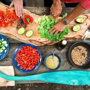 Escuela de Cocina y Salud