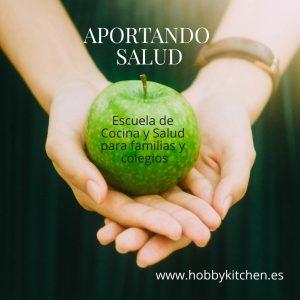 Escuela de Cocina y Salud para familias